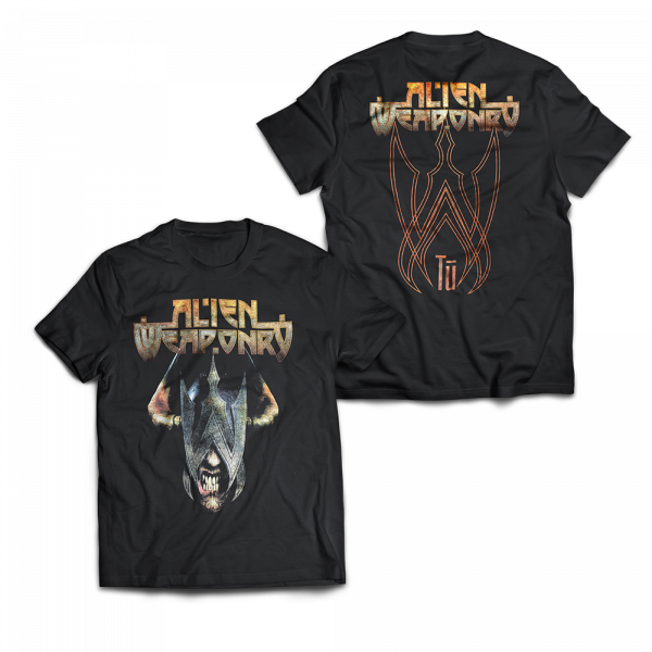 Alien Weaponry - TU Album T-Shirt