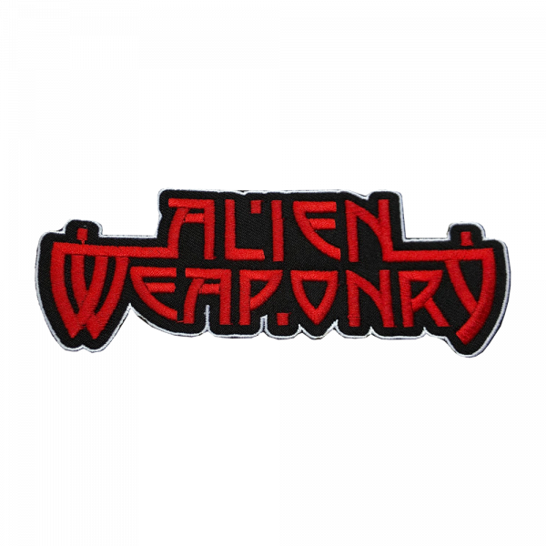 Alien Weaponry Logo Patch